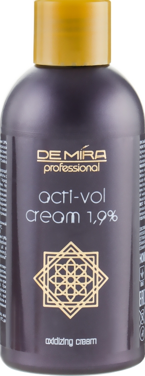 Окисляющая эмульсия 1.9% - Demira Professional Acti-Vol Cream