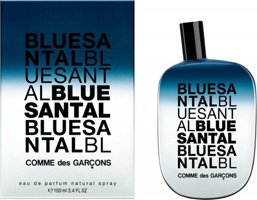Comme des Garcons Blue Santal - Парфюмированная вода (Тестер без крышечки)
