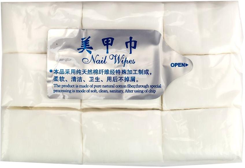 Безворсовые салфетки для маникюра - Christian Nail Wipes
