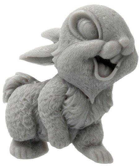 """Мило натуральне """"Усміхнений кролик"""", сіре - LaQ Happy Soaps — фото N1"""