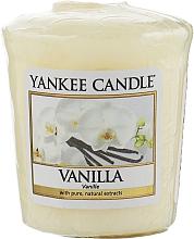 Духи, Парфюмерия, косметика Ароматическая свеча - Yankee Candle Votive Vanilla