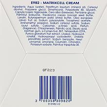 Висококонцентрований нічний крем Матрицелл - Ericson Laboratoire Genxskin Matrixcell Cream High Density Night Cream — фото N3