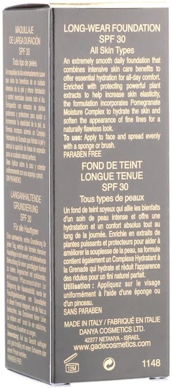 Тональный крем стойкий - Ga-De Idyllic — фото N3
