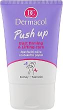 Духи, Парфюмерия, косметика Крем для бюста и декольте - Dermacol Push Up Bust Firming & Lifting Care