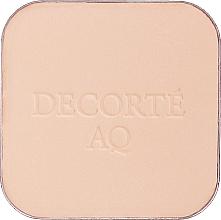 Духи, Парфюмерия, косметика Пудра для лица - Cosme Decorte AQ Radiant Glow Lifting Powder Foundation (сменный блок)