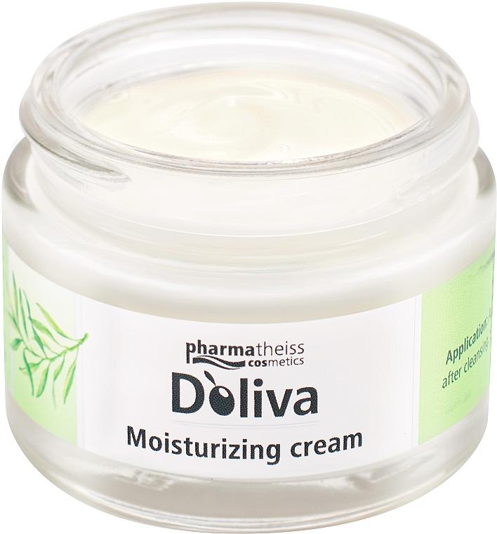 """Крем для лица """"Уникальная увлажняющая формула"""" - D'oliva Pharmatheiss Cosmetics"""