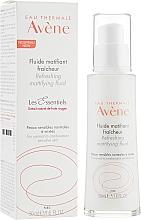 Парфумерія, косметика Матувальний флюїд зі зволожувальним ефектом - Avene Skin Care