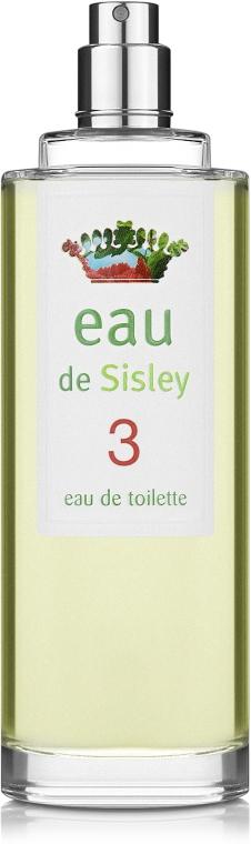 Sisley Eau de Sisley 3 - Туалетная вода (тестер без крышечки)