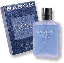 Духи, Парфюмерия, косметика Paris Accent Baron Aqua - Туалетная вода