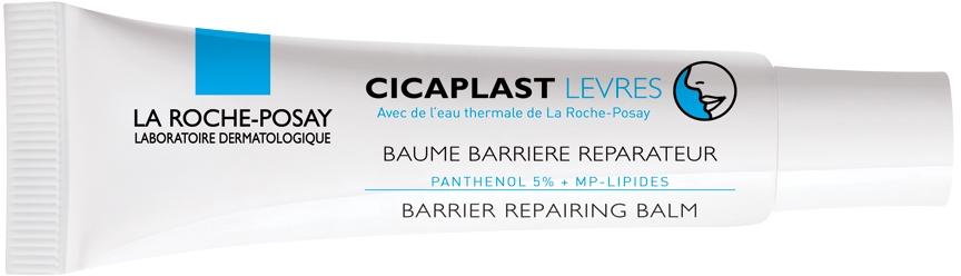 Восстанавливающий бальзам-барьер для губ - La Roche-Posay Cicaplast Levres