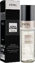 Парфумерія, косметика Лосьйон після гоління для чутливої шкіри - Estel Professional Alpha Homme After Shave Lotion