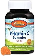 Духи, Парфюмерия, косметика Жевательные конфеты с витамином С - Carlson Labs Kid's Vitamin C Gummies