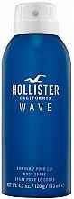 Духи, Парфюмерия, косметика Hollister Wave For Him - Дезодорант