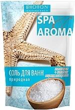 Духи, Парфюмерия, косметика Морская соль для ванн природная с экстрактом ламинарии и комплексом морских минералов - Bioton Cosmetics Sea Salt