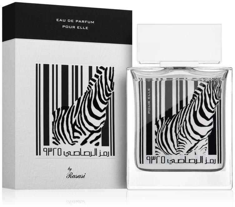 Rasasi Rumz Al Zebra Pour Elle - Парфюмированная вода