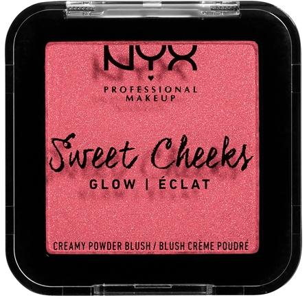 Сияющие румяна - NYX Professional Makeup Sweet Cheeks Glow Blush