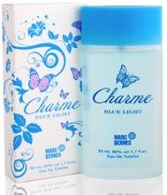 Духи, Парфюмерия, косметика Marc Bernes Charme Blue Light - Туалетная вода