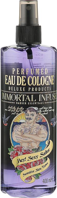 Одеколон-спрей после бритья - Immortal Infuse Sexy Sailor Eau De Cologne