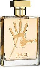 Духи, Парфюмерия, косметика Torand Touch Of Gold - Парфюмированная вода (тестер с крышечкой)