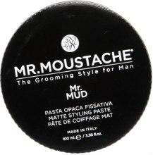 Духи, Парфюмерия, косметика Матовый воск сильной фиксации - My.Organics Mr.Mustache Wax