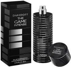 Davidoff The Game Intense - Туалетная вода — фото N3
