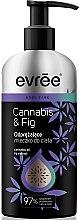 Духи, Парфюмерия, косметика Молочко для тела - Evree Cannabis Relaxing Body Milk