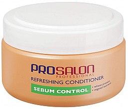 Духи, Парфюмерия, косметика Кондиционер для волос - Prosalon Sebum Control Refreshing Conditioner