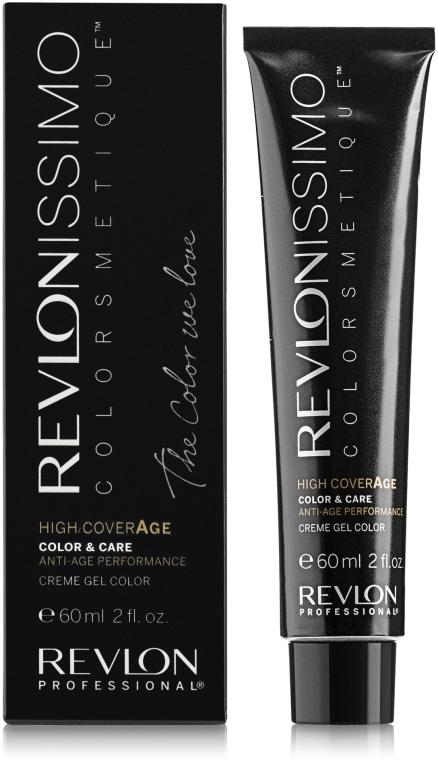 Крем-краска для волос - Revlon Professional Revlonissimo Anti Age Technology High Coverage XL150