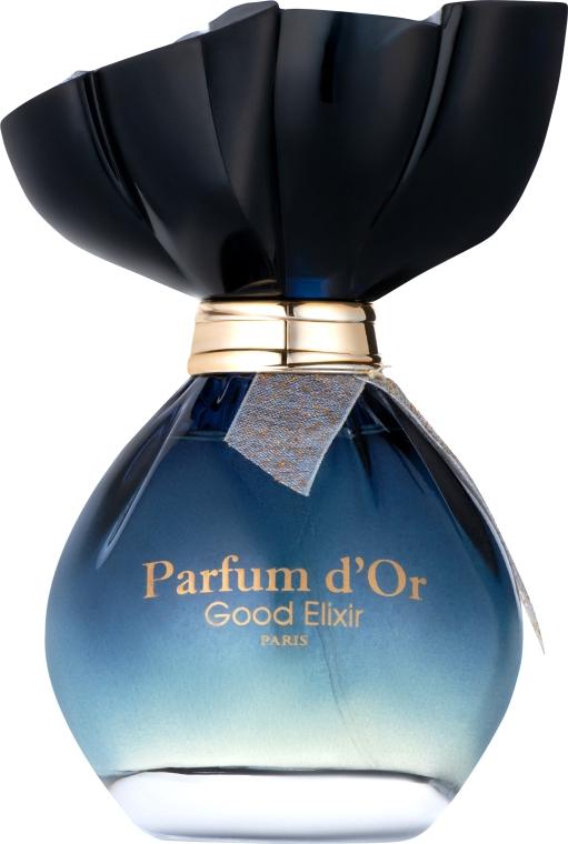 Kristel Saint Martin Parfum D'or Good Elixir - Парфюмированная вода