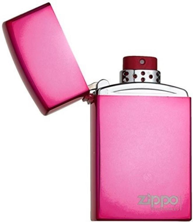 Zippo Original Pink - Туалетная вода