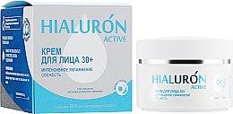 """Парфумерія, косметика Крем для обличчя 30+ """"Інтенсивне зволоження. Свіжість"""" - Belkosmex Hialuron Active"""