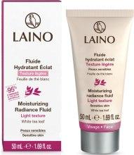 Духи, Парфюмерия, косметика Увлажняющий флюид для лица и зоны декольте - Laino Moisturizing Radiance Fluid