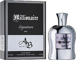 Духи, Парфюмерия, косметика Lomani AB Spirit Millionaire Signature Men - Парфюмированная вода