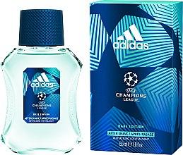 Парфумерія, косметика Adidas UEFA Champions League Dare Edition - Лосьйон після гоління