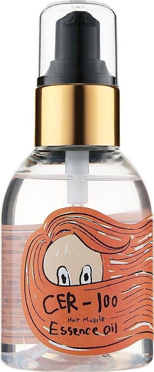 Эссенция на основе масел для укрепления волос - Elizavecca CER-100 Hair Muscle Essence Oil