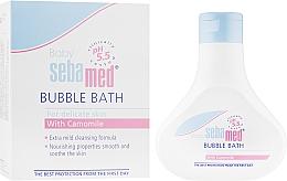 Духи, Парфюмерия, косметика Детская пена для ванны - Sebamed Baby Bubble Bath