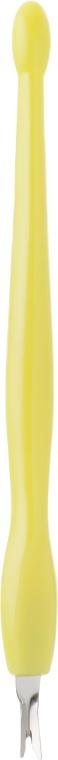 Триммер для кутикулы, ПС111, желтый - Rapira