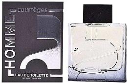Духи, Парфюмерия, косметика Courreges Homme - Туалетная вода