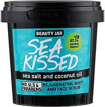 """Духи, Парфюмерия, косметика Скраб для тела и лица """"Sea Kissed"""" - Beauty Jar Rejuvenating Body And Face Scrub"""