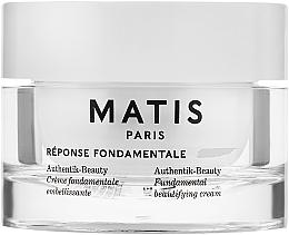 Духи, Парфюмерия, косметика Восстанавливающий крем для лица - Matis Reponse Fondamentale Authentik-Beauty