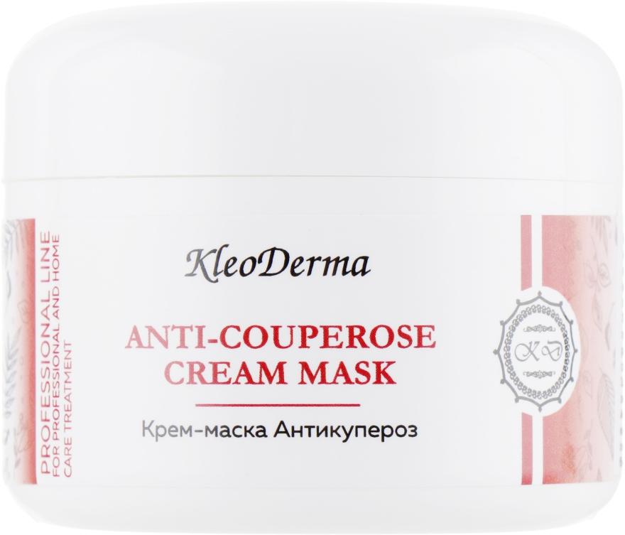 "Крем-маска ""Антикупероз"" - KleoDerma Anti-Couperose Cream Mask"