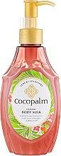 Духи, Парфюмерия, косметика Молочко для тела - Cocopalm Luxury Spa Resort Natural Body Milk