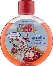 Духи, Парфюмерия, косметика Пена для ванны для детей - Faberlic Techno Kids