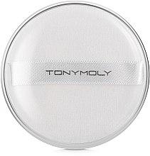Духи, Парфюмерия, косметика Спонж для нанесения макияжа в кейсе - Tony Moly Case Powder Cotton Puff