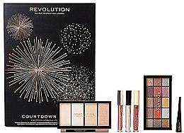 Духи, Парфюмерия, косметика Набор - Makeup Revolution Countdown Calendar New Year