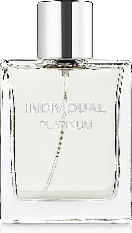 Dilis Parfum La Vie Pour Homme Individual Platinum - Туалетная вода