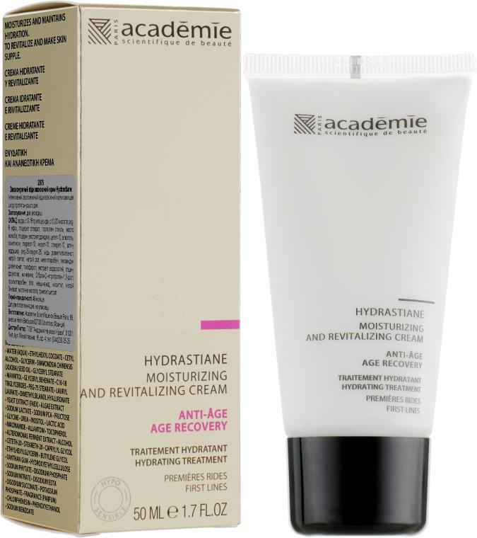 Увлажняющий восстанавливающий крем - Academie Age Recovery Hydrastiane Moisturizing & Revitalizing Cream