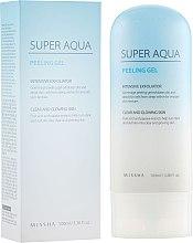 Духи, Парфюмерия, косметика Пилинг-скатка для лица - Missha Super Aqua Peeling Gel