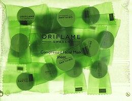 Духи, Парфюмерия, косметика Прессованная тканевая маска для лица - Oriflame