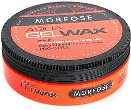 Духи, Парфюмерия, косметика Средство для укладки волос - Morfose Aqua Gel Wax Extra Shining
